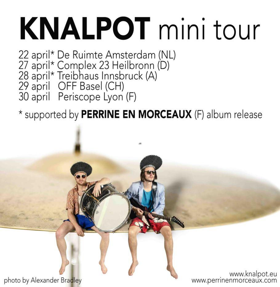 Knalpot - the Ride