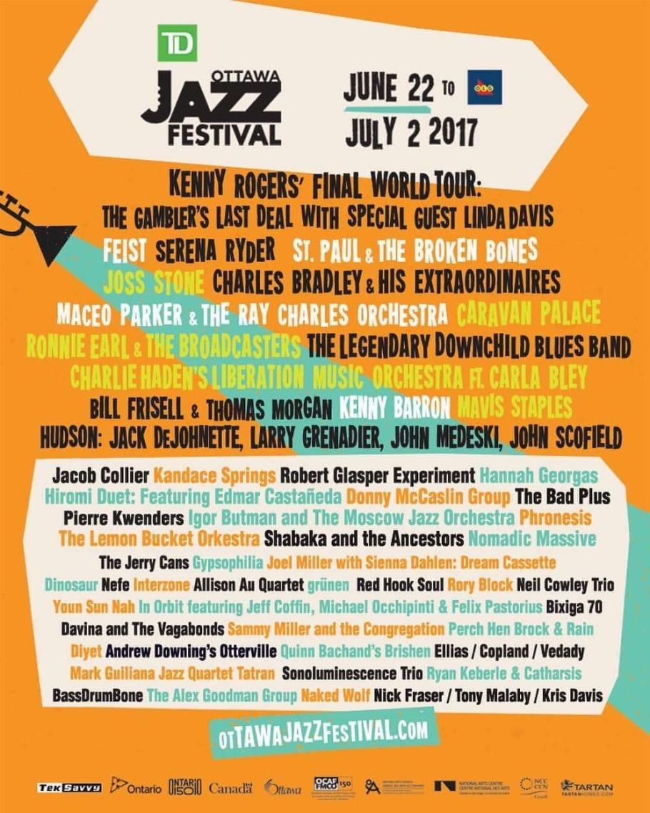 ottawa jazz flyer