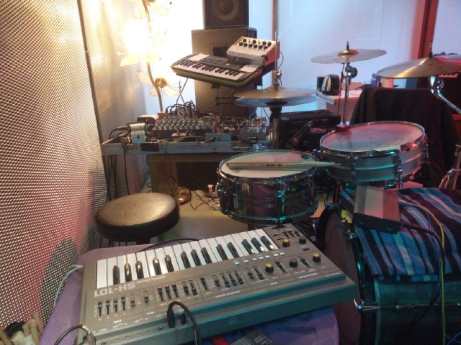 solo set-up