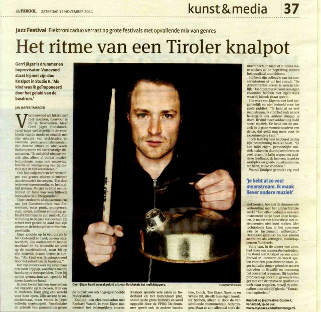 parool article scropped